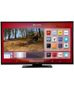 Hitachi 48HBT62U 48 Inch Full HD Freeview HD Smart TV £319.99 @ Argos