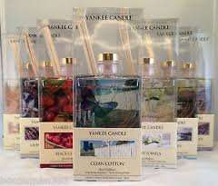 Yankee reed diffuser - 2 for £20 instore @ Hallmark