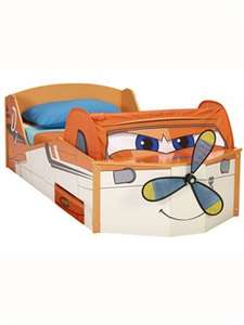 Disney Planes Startime Feature Toddler Bed (No Mattress) - PriceRightHome - £99.99 (was £229) + 8% Quidco