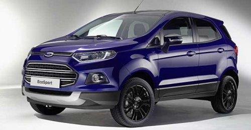 Ford Ecosport Zetec 1.5TDCI 3+23 10k £125.08 per month £3552 @ CHL