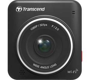 TRANSCEND DrivePro 200 Dash Cam £68.80 with code @ Currys