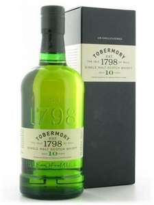 Tobermory 10 yr old single malt - £26.99 @ Scotmid
