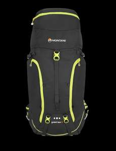 Montane Grand Tour 70 rucksack sml/med £47.70 @ Amazon