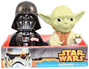 Star Wars Talking Candy Dispensers £1.99 Instore @ B&M