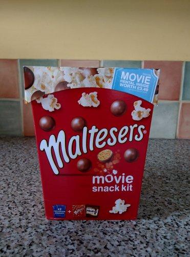 Maltesers Movie Snack Kit £5 at Morrisons