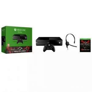 Xbox One 500Gb Gears Of War Anniversary Bundle With Club Card Boost £289 @ Tesco