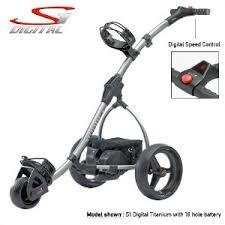Motocaddy S1 Digital Electric Golf Trolley £249 at Direct Golf