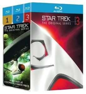 Star Trek complete Original Series Blu-Ray box set - WowHd - Region Free - £45.05