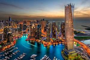 Manchester to Dubai flying 19th September 2015 to 26th September 2015 - £317!! @ TravelBag