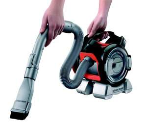 LIGHTNING DEAL - BLACK+DECKER PAD1200 Auto Flexi Car Vacuum, 12 V £24.95 @ Amazon