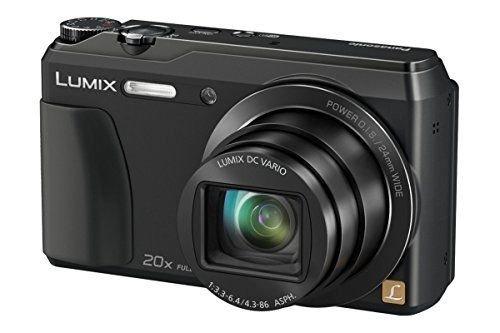 Refurbished Panasonic DMC-TZ55EB K Lumix 16MP 20x Optical Zoom £74.50 @ Tesco Ebay