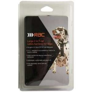 RAC Large Dog Car Harness £1.49 @ Argos