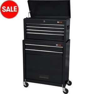 RAC 4 Drawer Tool Chest with Roller Cabinet £47.99 instore or £52.98 delivered @ JTF