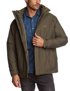 Jack Wolfskin Iceland - Men's 3-in-1 Jacket - £66 @ Amazon