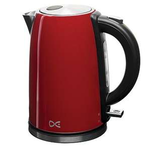 Daewoo 1.7L Kettle, Red - £8 inc P&P (if you call otherwise £12.99) - The Original Factory Shop