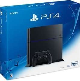PS4 500GB Black New Model Console, 2x Metal Gear Solid V The Phantom Pain Day 1 Edition, PS+ 3 Months Membership, 3 Months NOW TV Entertainment Pass & PS4 Thumb Grips £299.86 (£263.86 if you trade in 1 copy of MGS V) @ ShopTo