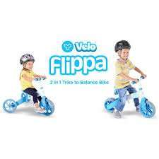Balance Bike Y Velo Flippa £30 at eBay / Halfords