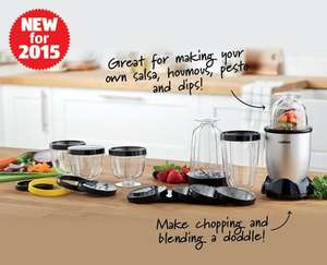 Mini Food Processor Smoothie Maker £17.99 @ ALDI