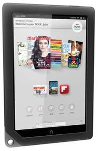 The Nook HD+ 16GB tablet is now only £49, and the 32GB only £65! @ Blackwell