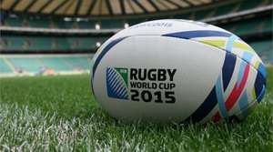 Rugby World Cup Tickets From £15