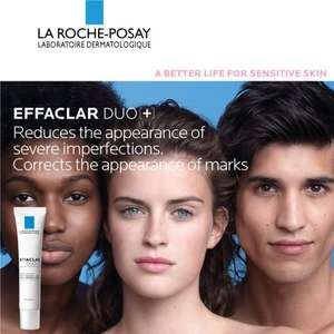 Free La-Roche Possay Effacral-DUO+ from SoPost
