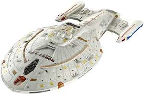 Revell U.S.S. Voyager Star Trek £12.41 (Prime) £17.16 (Non Prime) @ Amazon