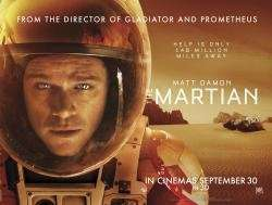 Showfilmfirst: The Martian 28/09/15 3D (PG)