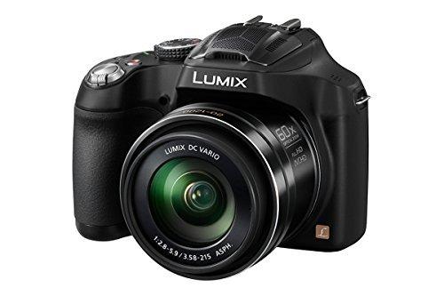 Panasonic DMC-FZ72EB-K Lumix Bridge Camera £199 with £60 cashback @ Amazon