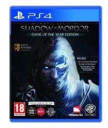 Middle Earth: Shadow of Mordor Game of the Year Edition (PS4/Xbox One) £17.99 Delivered @ Grainger Games (Pre Loved)