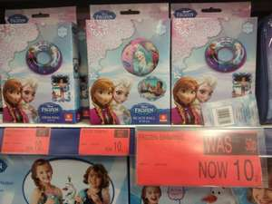 Disney Frozen Swim Ring/Beach Ball £0.10 @ B&M