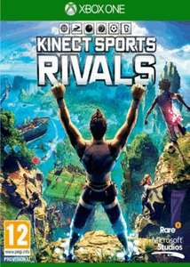 Kinect Sports Rivals - Sainsburys instore - £5 (Brand new)