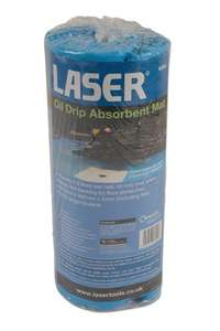 HALFORDS: Laser Oil Drip Absorbent Mat: WAS: £10 NOW: £2