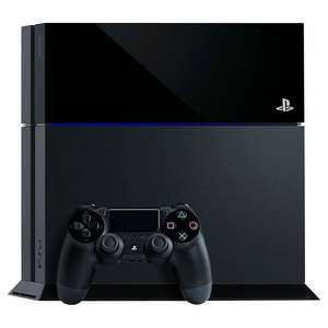 Sony PlayStation 4 Console, 500GB, BLACK & Metal Gear Solid V:The Phantom Pain £289.95 @ John Lewis