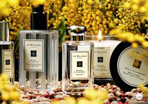 Free Jo Malone perfume sample