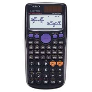 Casio Fx-85 Scientific Calculator (Solar) @ Tesco Direct - £5.50