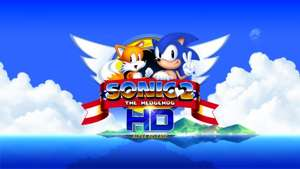 (PC) Sonic the Hedgehog 2 HD (Alpha download available)