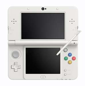 New Nintendo 3DS (White/Black) With Kid Icarus Uprising & Professor Layton & the Miracle Mask £129.85 Delivered @ Shopto