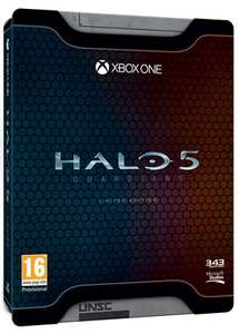Halo 5: Guardians Limited Edition Xbox One £59.97 @ Gamestop