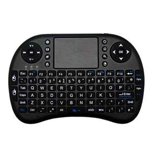 JUSTOP 2.4Ghz Mini Wireless Keyboard With Touchpad  £6.99 Prime £10.98 Non prime @ amazon