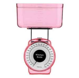 Jane Asher mini scales up to 1kg £1 at poundland