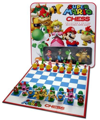 Super Mario Chess (Collector's Edition) - £25.33 - Amazon