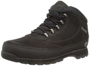 Timberland Euro Sprint Ftb Brook, Men's Boots, Black size 9 £50.28 - Amazon
