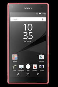 Sony Z5 Compact with 5gb data (unlimited minutes and texts) on EE for 24 months £837.75 Buymobiles.net