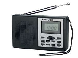 SILVERCREST Digital Multi-Band Radio ( 3 Years Warranty ) £7.99 @ LIDL