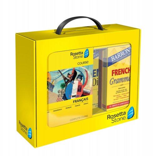 Rosetta Stone French/German/Italian/Spanish Complete Course Bundle (PC) £129.99 @ Amazon