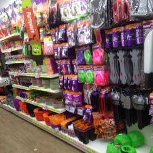 Halloween stock £1 in at poundworld Merthyr Tydfil