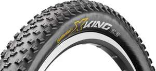"Pair of Continental X-King 29"" x 2.2 Tyres £30 @ Swinnerton Cycles"