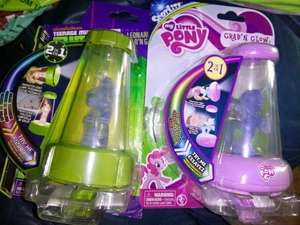 2 in 1 Night light / torch My little pony, turtles , smurf £2.99 @ Home Bargains