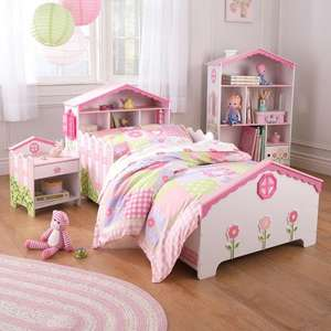 KidKraft Dollhouse Toddler Bed £119.89 delivered from costco