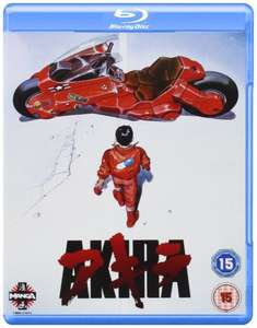 Akira (Blu-Ray) - £4.99 delivered (from Amazon with Prime), £5.89 without (from Base)
